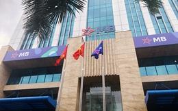 MBBank tăng mạnh trích lập dự phòng, lãi trước thuế quý 1/2020 đạt 2.195 tỷ đồng
