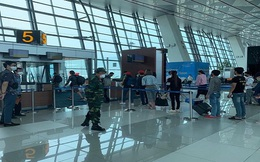 Đưa hơn 100 công dân Việt Nam từ Indonesia về nước