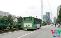 Xe buýt Hà Nội hoạt động thế nào trong những ngày đầu giảm giãn cách?