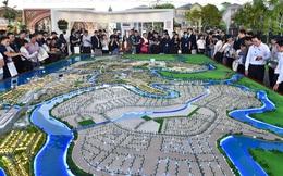 """Đại gia địa ốc rầm rộ đổ bộ vào vùng đất này, hé lộ """"điểm sáng"""" mới trên thị trường BĐS"""