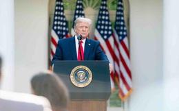 Tổng thống Trump: Những ngày tồi tệ nhất của đại dịch trên đất Mỹ đã kết thúc