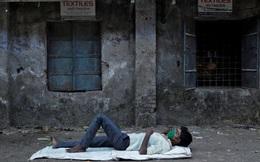Covid-19 làm khổ dân Ấn Độ: 'Đang sống đàng hoàng phải ra đường ăn xin'