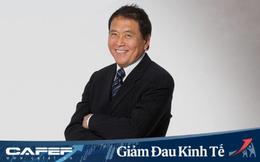 'Cha giàu, Cha nghèo' Robert Kiyosaki khuyên nhà đầu tư hãy mua mạnh vàng, bạc và bitcoin