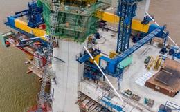 Cập nhật tiến độ thi công dự án cầu Thủ Thiêm 2: Đẩy nhanh tiến độ, dự kiến thông xe kỹ thuật vào tháng 9