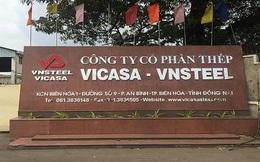 Thép VICASA (VCA): Quý 1/2020 lãi ròng 7,9 tỷ đồng giảm 18% so với cùng kỳ