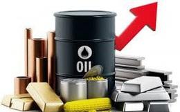 Thị trường ngày 9/4: Giá dầu bật tăng hơn 6%, nhôm thấp nhất 4 năm