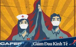 Báo Anh ca ngợi hoạ sĩ Việt Nam tham gia vẽ tranh cổ động chống dịch Covid-19