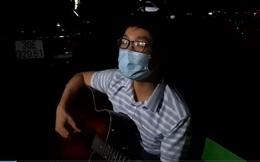 Tiếng hát trong đêm phong tỏa và thông điệp từ bệnh viện Bạch Mai: Hạnh phúc khi ta lại được gần bên nhau