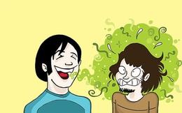 Thận của nam giới có thể đang gặp vấn đề nếu xuất hiện 2 điểm ố vàng và 1 điểm bốc mùi