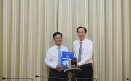 Chủ tịch UBND quận 8 Trần Quang Thảo nhận nhiệm vụ mới