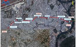 TP.HCM xúc tiến xây dựng tuyến metro số 5 gần 39.000 tỉ đồng