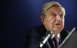 Tỷ phú George Soros: Mỹ không nên quá thân thiết với Trung Quốc!