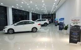 Tiêu thụ xe giảm sâu trong tháng 4 vì Covid-19, doanh số Toyota và Thaco cùng xuống thấp nhất 6 năm