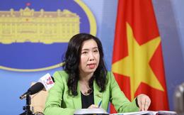 """Bộ Ngoại giao nói gì về thông tin Hoa Kỳ mời Việt Nam đối thoại với """"Bộ tứ kim cương"""" để tái cấu trúc chuỗi cung ứng"""
