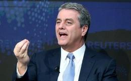 Tổng giám đốc WTO bất ngờ từ chức