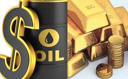 Thị trường ngày 16/5: Giá vàng cao nhất 7 năm, dầu thô Mỹ tăng 7%