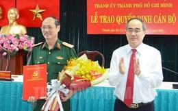 Công bố các quyết định của Ban Bí thư Trung ương Đảng về công tác cán bộ