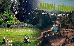 Nếu yêu thiên nhiên và muốn đắm chìm trong khung cảnh bình yên của vùng sông nước, Ninh Bình chính là điểm đến tuyệt vời dành cho bạn
