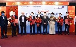 VietinBank bổ nhiệm hàng loạt lãnh đạo trụ sở, công ty con