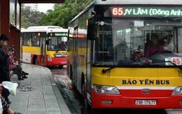 Xe buýt Hà Nội hoạt động trở lại từ 4/5, khách phải ngồi giãn cách