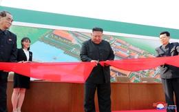 """Ông Kim Jong Un xuất hiện, Tổng thống Trump cho biết ông """"có thể"""" sẽ đàm thoại với nhà lãnh đạo Triều Tiên vào cuối tuần"""