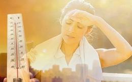 Nhiệt độ ngoài đường tại Hà Nội lên tới 50 độ C, bác sĩ cảnh báo 5 bệnh rất dễ gặp khi tiếp xúc với nắng nóng, nguy hại đặc biệt cho sức khỏe