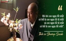 Trong thế giới hối hả vì gánh nặng cơm áo gạo tiền, người tài trí có cái tâm bình tĩnh: Sống thực sự là tự mình hành động, đừng mong đợi dựa dẫm bất cứ ai