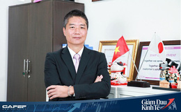 """Tổng Giám đốc AEON Việt Nam – ông Yasuo Nishitohge: """"Chúng tôi sẽ luôn cải tiến để hướng đến sự phát triển mới"""""""