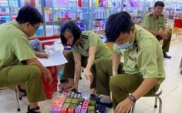 Đột kích điểm nóng TP. Hồ Chí Minh bắt giữ hàng chục ngàn sản phẩm giả mạo thương hiệu Gucci, D&G, LV