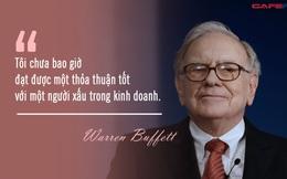 Quy tắc số 1 giúp Warren Buffett trở thành tỷ phú ai cũng ngưỡng mộ: Làm những gì bản thân cho là đúng và phù hợp!