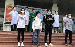 Thêm 6 bệnh nhân nhiễm COVID-19 được công bố khỏi bệnh