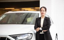 Nữ doanh nhân 8X làm Phó Tổng giám đốc Audi Việt Nam