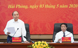 """Thủ tướng muốn nghe """"quyết tâm mới"""" của Hải Phòng"""