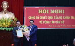 Ông Dương Văn Trang làm Bí thư Tỉnh ủy Kon Tum