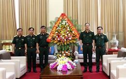 Phó Tham mưu trưởng được thăng quân hàm cấp tướng, nhậm chức Phó Tư lệnh