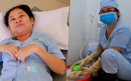 Nỗi lòng nữ lao công làm việc trong khu cách ly theo dõi bệnh nhân tái dương tính: Nhớ con lắm, nhưng chưa về nhà được