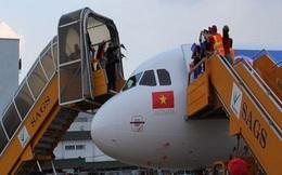 Doanh thu hàng không sụt giảm, Phục vụ Mặt đất Sài Gòn (SGN) báo lãi 75 tỷ đồng trong quý 1