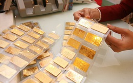 Giá vàng quay đầu giảm mạnh