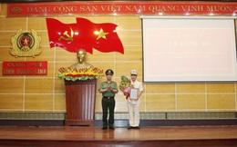 Công an tỉnh Quảng Bình có tân Phó Giám đốc