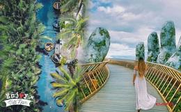 Đến Đà Nẵng ngoài tắm biển, đừng quên những địa điểm thú vị này: Thiên đường giải trí, trải nghiệm phong phú cho các gia đình trong dịp hè, không đi thì thật đáng tiếc