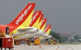 Vietjet khai thác trở lại tại sân bay Quốc tế Thái Lan từ ngày 13/06