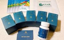 Xác minh thông tin viên bổ thảo mộc G-Star có chứa hoạt chất cấm phenolphthanlein