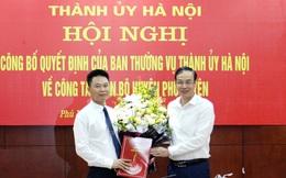 Phó giám đốc Sở GTVT Hà Nội làm Phó bí thư huyện Phú Xuyên