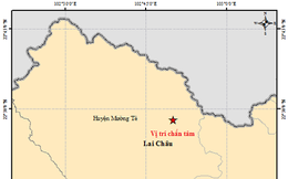 Xuất hiện liên tiếp 2 trận động đất cường độ lớn ở Mường Tè