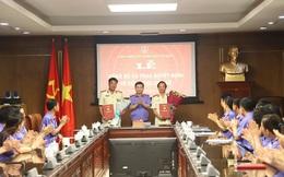 Viện Kiểm sát nhân dân tối cao bổ nhiệm 2 tân Vụ trưởng