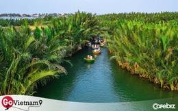 """Ngỡ ngàng """"miền Tây thu nhỏ"""" giữa lòng Hội An: Rừng dừa xanh mướt hơn 100 ha, trải nghiệm từ đánh cá, đập nồi đến màn múa thúng cảm giác mạnh có """"1-0-2"""""""
