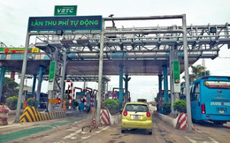 Sau 31/12, tạm dừng hoạt động trạm BOT chưa thực hiện thu phí không dừng