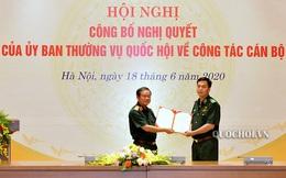 Thiếu tướng Đỗ Quang Thành giữ chức vụ Phó Chủ nhiệm Ủy ban Quốc phòng và An ninh