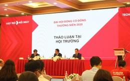 ĐHCĐ Techcombank: Ông Hồ Hùng Anh nói gì về rủi ro tập trung từ các khách hàng lớn và lĩnh vực BĐS?