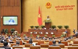 Công bố 9 Nghị quyết của UBTVQH về nhân sự và xây dựng luật, pháp lệnh